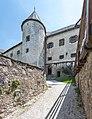 Sankt Georgen am Längsee Burg Hochosterwitz Vorhof 01062015 4353.jpg