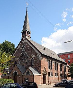 St. Luke's Church, Copenhagen - Image: Sankt Lukas Kirke Copenhagen