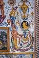 Sant'Agata de' Goti (BN), 2017, Il Castello- affreschi. (38643216051).jpg