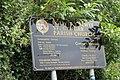 Sant Cyngar, Llangefni, Ynys Mon, Cymru arwydd 02.jpg