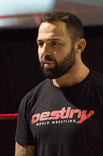Santino Marella Canadian professional wrestler