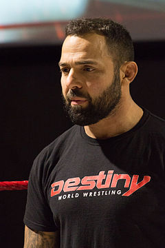 Santino Marella at Destiny Wrestling.jpg