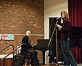 Sarah Partridge and Trio - Great Vocal Jazz at the Monmouth County Library, Manalapan, NJ.jpg