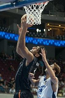 Indian basketball player
