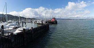 Sausalito, California - Sausalito Yacht Harbor