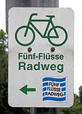 Schild Fünf-Flüsse-Radweg.JPG
