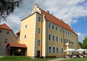 Lübben (Spreewald) - Lübben Castle