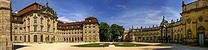 1718 in architecture - Schloss Weißenstein