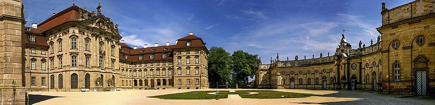 Schloss Weissenstein Pommersfelden Wikiwand
