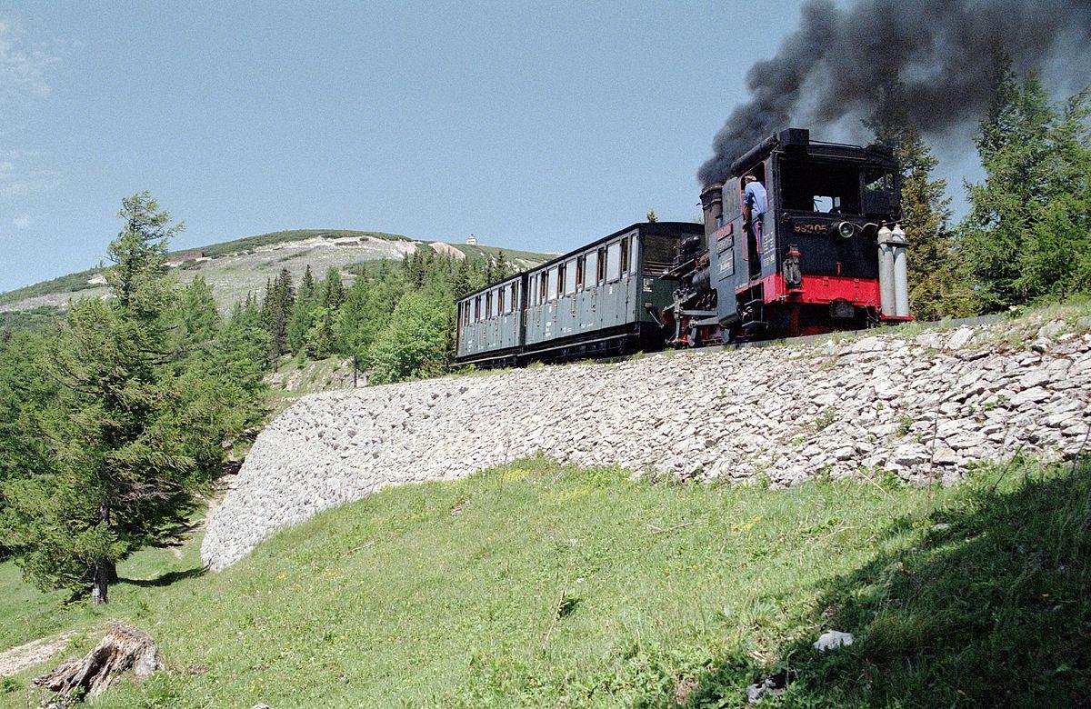 schneeberg railway  cog railway