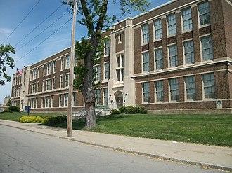 Buffalo Public Schools - Image: School 6Buffalo NY