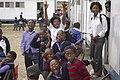 School children (Lukhanyo Primary School, Zwelihle Township (Hermanus, South Africa) b 02.jpg