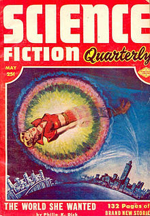 Science fiction philip k dick