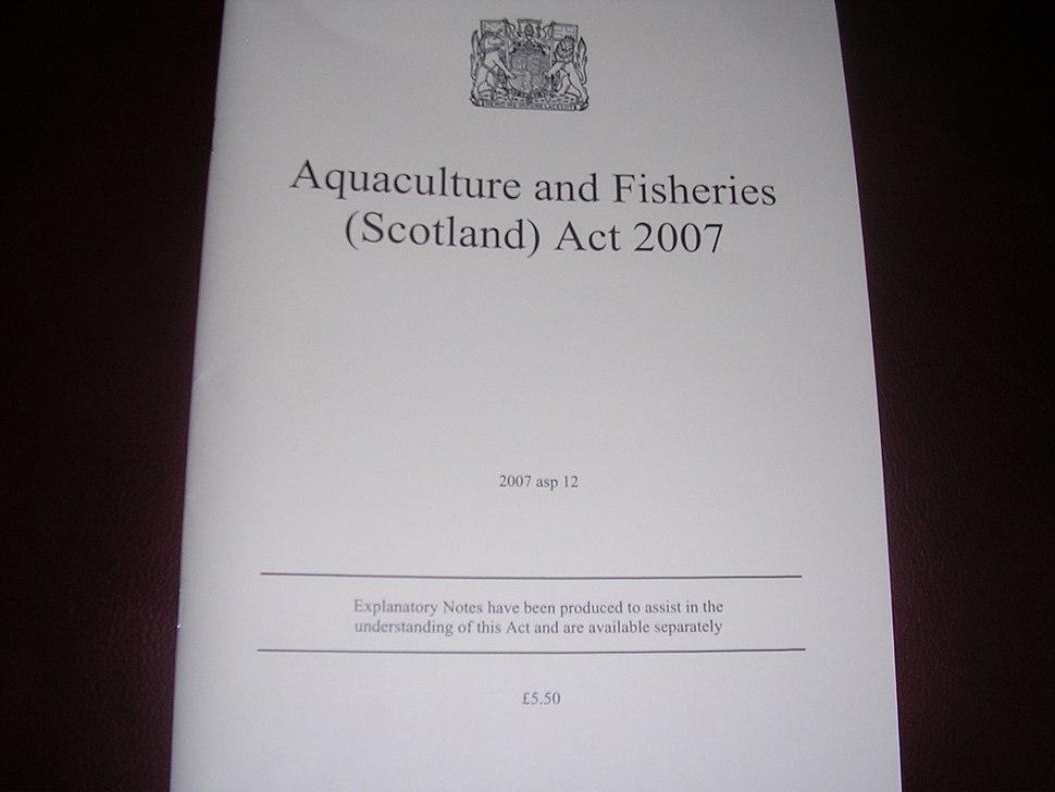 Scottish Parliament Act