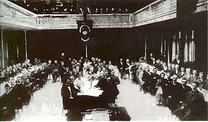 Young Left (Sweden) - First congress of SDUF, in 1905