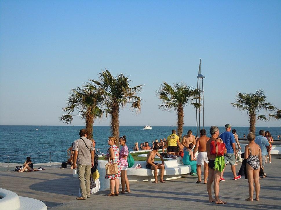 Sea view, Langeron, Odessa1
