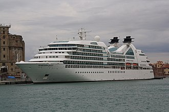Seabourn Cruise Line - Image: Seabourn Quest 02