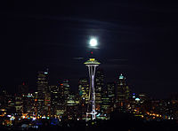 20.  Seattle, Washington