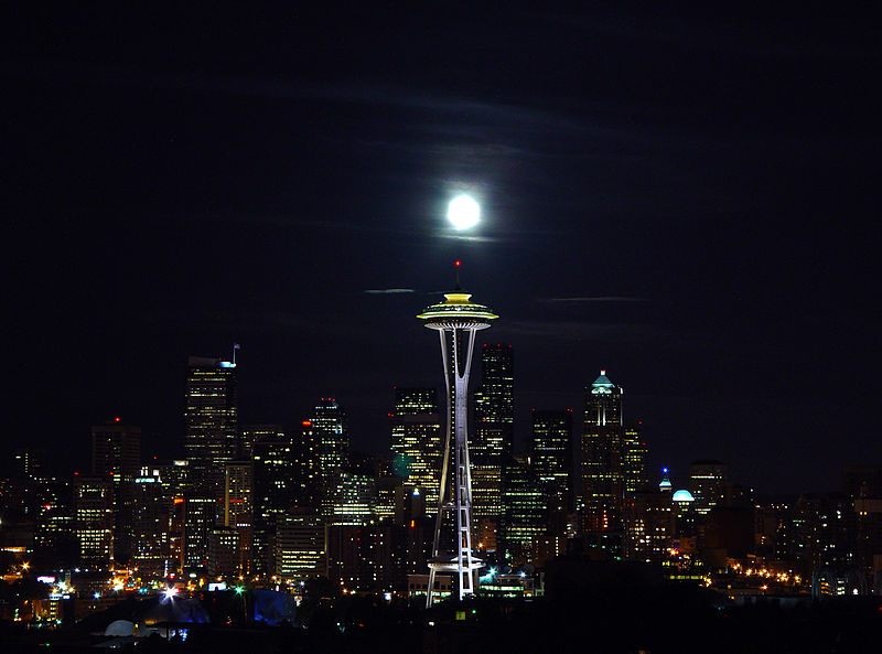 Much Ado About The Space Needle 1