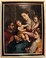 Sebastiano folli (bottega), madonna col bambino e i ss. carlo e caterina d'alessandria, 1600-50 circa.JPG