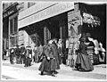 Second Avenue sidewalk during the gold rush, 1899 (MOHAI 7237).jpg