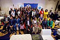 Secretary Kerry Poses for a Photo With a Group of 50 Kenyan Young African Leader Initiative Mandela Washington Fellows and of the YALI Regional Leadership Center for East Africa in Nairobi (29123650296).jpg