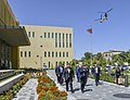 Secretary Pompeo Arrives at U.S. Embassy Kabul (43305927081).jpg
