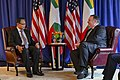 Secretary Pompeo Meets With Burmese Minister Kyaw Tint Swe (44958412111).jpg