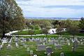 Section 30 of Arlington National Cemetery, 2012.jpg