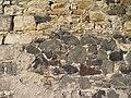 Sedlec (okres Litoměřice), zeď stodoly.JPG