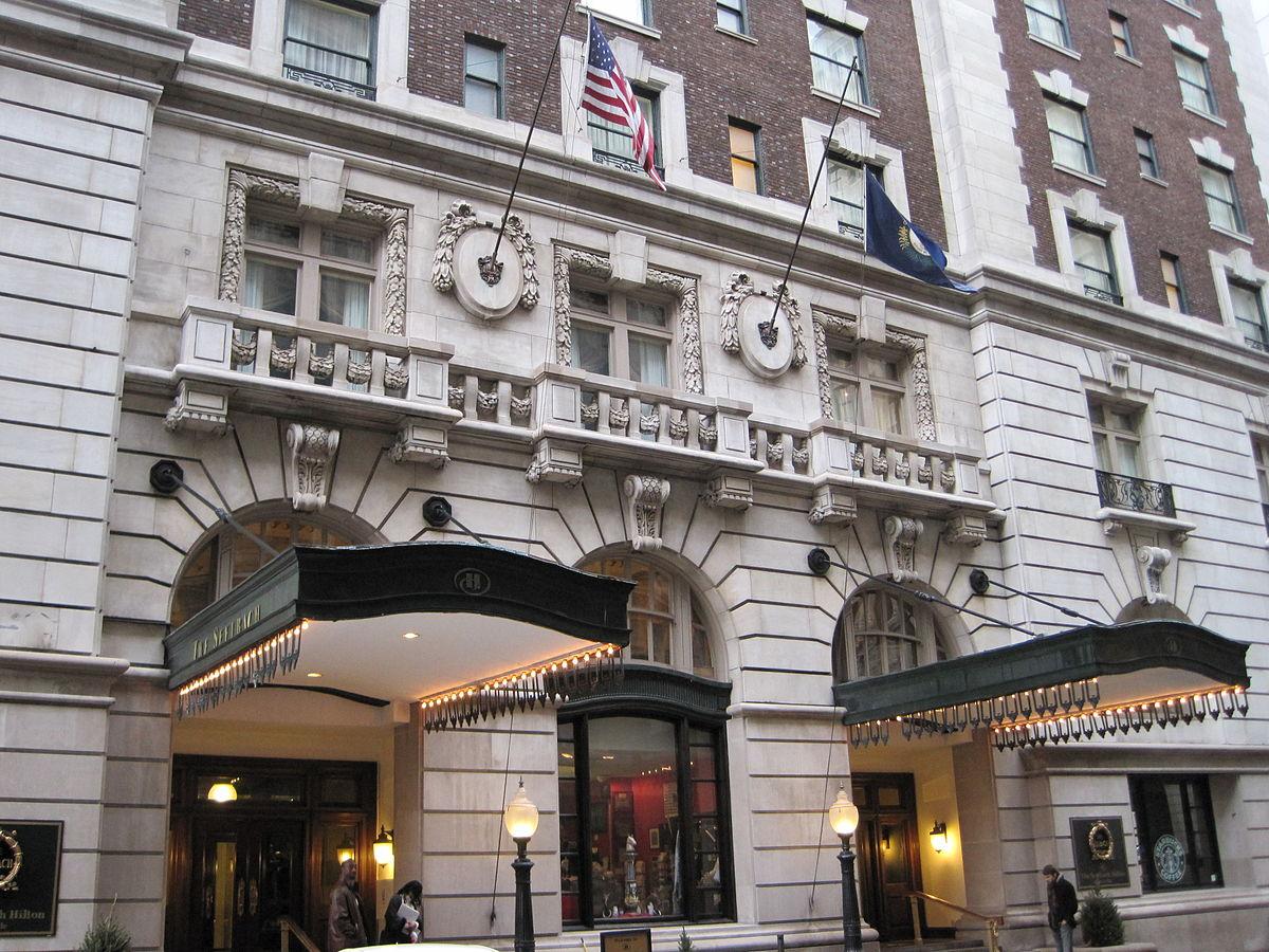 Hilton Hotels Seelbach Louisville Ky