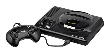 Altered Beast became the pack-in title for the Sega Genesis in North America and the Mega Drive (pictured above) in Europe Sega-Mega-Drive-EU-Mk1-wController-FL.jpg