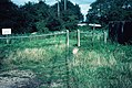 Selsey Tramway trackbed at Hunston (1985).JPG