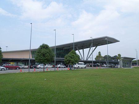 Lapangan Terbang Antarabangsa Senai