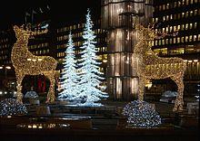 Boże Narodzenie W Szwecji Wikipedia Wolna Encyklopedia