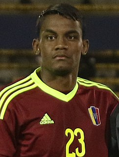 Sergio Córdova Venezuelan footballer