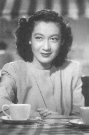 Setsuko Hara - Setsuko Hara in Late Spring in 1949