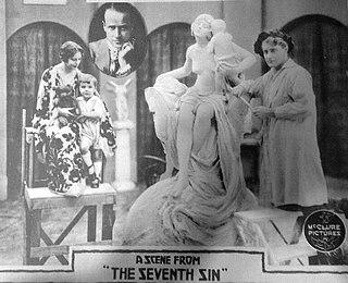 <i>The Seventh Sin</i> (1917 film) 1917 silent film