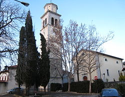 Parish church in Sgonico
