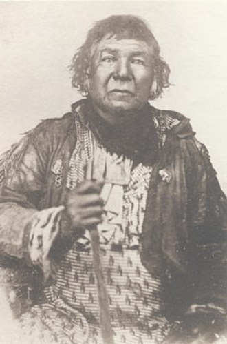 Shabbona - Image: Shabbona (chief)1