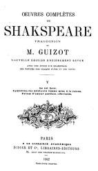 William Shakespeare: Œuvres complètes de Shakespeare