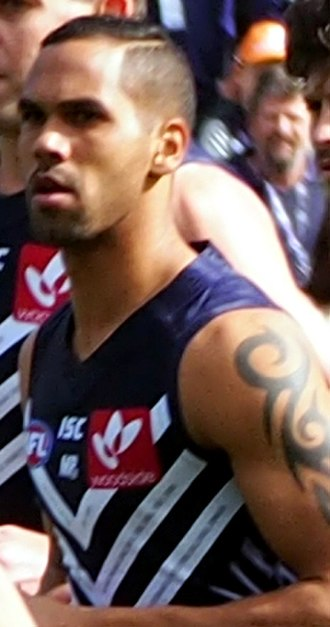 Shane Yarran - Shane Yarran at Domain Stadium in August 2016