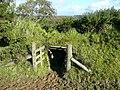 Sheep tunnel - geograph.org.uk - 1083783.jpg