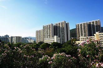 Public housing estates in Tsuen Wan - Shek Wai Kok Estate