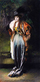 Shinn 1910 Mrs A Stewart Walker in a Fur.jpg
