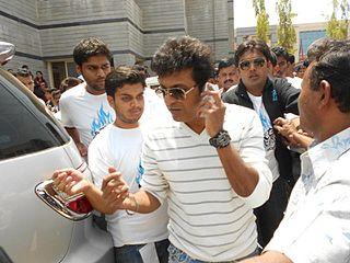 Shiva Rajkumar Indian Kannada actor