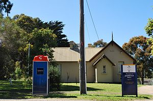 Shoreham, Victoria - Public hall