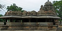 Siddhesvara Temple Haveri.JPG