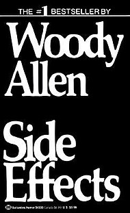 Side Effects by Woody Allen - book cover.jpg