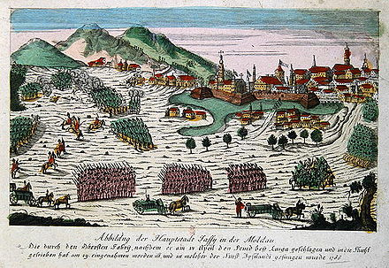 Siege and capture of Jassy (Iasi) in 1788 by the Russian army Siege and capture of Jassy in 1788 by the Russian army.jpg